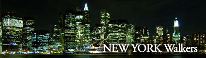 NEW YORK Walkers